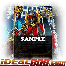 Buddyfight x 4 All-Rounder Warrior, Tetra [X-BT01/0085EN C] English Mint Future