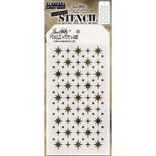 Tim Holtz Layering Stencil ~ STARRY ~ THS093 ~ Stampers Anonymous
