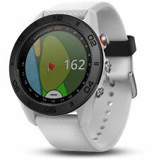 Reloj Garmin Approach S60 Golf Blanco con Banda Blanca