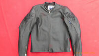 TRIUMPH JACKE 40 50 S-M TWIN SPEED TRIPLE DAYTONA JACKET LEATHER TRIBALs