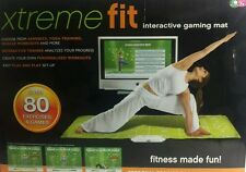 Xtreme Fit Interactive Gaming Mat with 80 Fitness Games