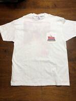 Vintage 90's Winston Winner Club Pocket T Shirt XL 1994 Tobacco Smoking Tee