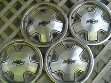 1982 88 SONOMA GMC S10 S15 CHEVY PICKUP TRUCK JIMMY HUBCAPS  WHEEL COVERS 14 IN