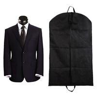 Coats Storage Bag Garment Dust Protecor Travel Zipper Suit Cover Waterproof