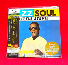 Stevie Wonder Jazz Soul Of Little Stevie Wonder SHM MINI LP CD JAPAN UICY-93863