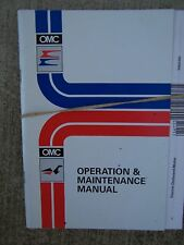 1995 OMC Evinrude Johnson Electric Outboard Motor Owner Operation Manual Boat  S
