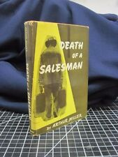 Death of a Salesman by Arthur Miller HC First 1st Fine Copy Hardcover 1949