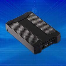 USB 3.0 3.5'' SATA External Hard Drive Mobile Disk HD Enclosure/Case Box Black