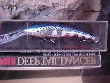 Rapala Deep Tail Dancer TDD11BFL in BLUE FLASH for Walleye/Bass/Pike/Zander