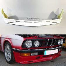 BMW E28 Front Pfeba BBS Style Bumper Spoiler Addon Valance Splitter Lip