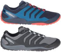 MERRELL Cross Glove Barefoot de Course de Trail Chaussures pour Hommes Nouveau