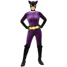 Rubie's Costume Co Women's Batman Dc Style Guide Gotham Girls Catwoman XS 2-6