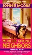 Murder Among Neighbors: A Kate Austen Mystery