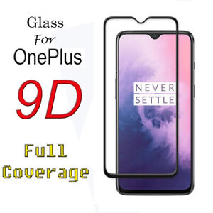 Tempered Glass Guard Screen Protector For OnePlus 6T 7T 8T 8 9 Pro Nord N10 N100