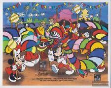 antigua et Barbuda Bloc 282 neuf 1994 walt-disney-personnages dans hong kong