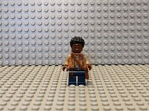 LEGO Star Wars Medium Nougat Jacket and Dark Blue Legs with Holster sw1066