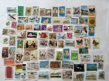 AFRICA 80 USED STAMPS OFF PAPER PERIOD 20th / 21stC