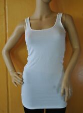 ABOUND WHITE TANK TOP BLOUSE - Size S