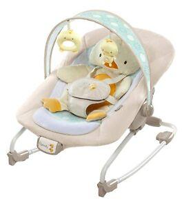 Ingenuity, Wippe für Babies und Kleinkinder, Quacks & Cuddles #069