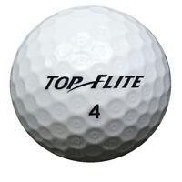75 Top-Flite Gamer Mix Golfbälle im Netzbeutel AAA/AAAA Lakeballs Bälle Golf