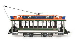 Occre Buenos Aires Lacroze Tram Model Kit (53011)