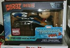 Funko Dorbz Ridez Marvel Collector Corps EXCLUSIVE #27 Star Lord With The Milano