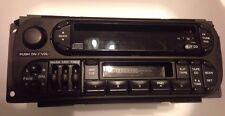Radio 98 99 00 01 02 03 Chrysler Dodge Jeep Radio Cd Cassette RAZ P04858540AG