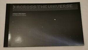 GB 2003 ACROSS THE UNIVERSE  PRESTIGE BOOKLET IN SUPERB MNH CONDITION.