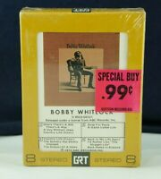 Bobby Whitlock 8 Track Tape NOS sealed Derek and the Dominos 1972