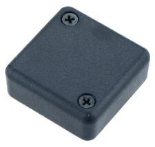 1551nbk Hammond neri ABS enclosure Project Box 35 x 35 x 15 mm