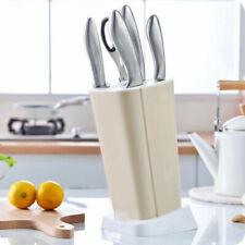 Articles de rangement en plastique pour les couteaux de cuisine