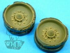 Accurate Armour 1:35 Challenger 2 Wheels (Damaged) A085*