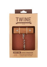 Twine  Country Home  Brown  Corkscrew  Steel/Wood