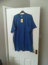 Mens long  Blue T-Shirt Size XXL cobra fashion