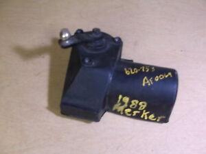 1984 Merkur Wiper Motor Ford Scorpio 0390241306 85GB-17B571-BA *FREE SHIPPING*
