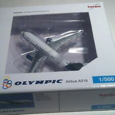 HERPA 517836 Olympic Airbus A319  1:500