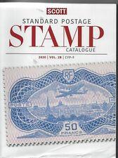 Scott Standard Postage Stamp Catalogue Vol 2B Cyp-F