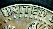 1974 D KENNEDY HALF DOLLAR - Mechanical Doubling Reverse- Profound Visual Appeal