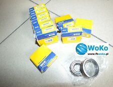 Tapered roller bearing 30203 NIS JAPAN dimension 17x40x13.25 free fast shipping