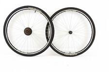 Ensembles de roues 700C pour hybride, par route et Fixed gear bikes
