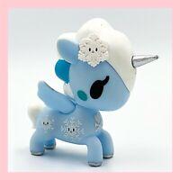 Tokidoki Unicorno Yuki Light Blue Snowflakes Series 4