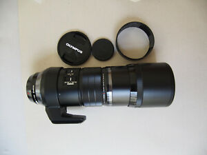 Olympus M.Zuiko Digital ED 300mm f/4 IS Pro Lens
