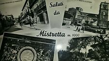 MISTRETTA MESSINA SICILIA CARTOLINA VIAGGIATA ANNI 50