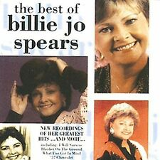 The Best of Billie Jo Spears [K-Tel] by Billie Jo Spears (CD, Apr-2002, K-Tel Di