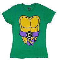 Teenage Mutant Ninja Turtles Don Donatello Costume TMNT Junior T-Shirt