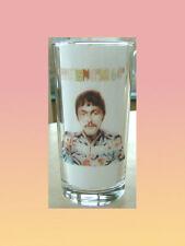 THE FAB FOUR When I'm 64 HI-BALL GLASS Ideal 64th Birthday Gift PAUL McCARTNEY