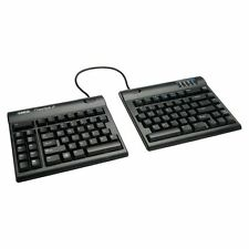 Kinesis Freestyle II ergonomic keyboard - with Vip3 Accessory Kit & palm rests