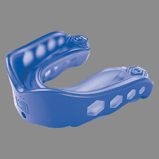 New Shock Doctor Gel Max Convertible Strap Mouthguard - Blue List @ $12
