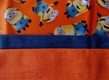 One In A Minion Pillowcase Fabric Kit For Standard Pillow Premium Cotton OOP