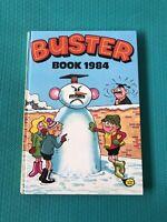 Buster Book 1984 Comic Annual hardback